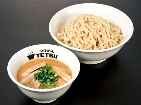 「つけめんTETSU」は香港を海外初の進出出エリアに