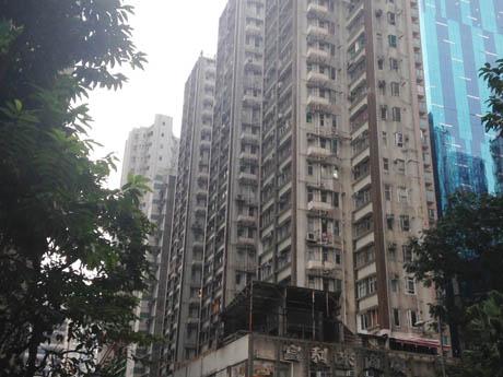 香港市民が最も注目しているのが住宅問題