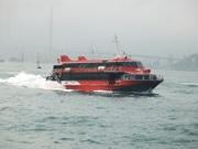 高速船ターボジェットが屯門-マカオ間で運航開始 乗船時間は40分