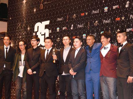 香港市民に人気を集める「十年/Ten Years」が受賞