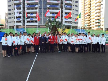 オリンピックに参加した香港代表選手