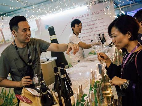 秋のワインイベントとして定着した香港の「ワイン&ダインフェスティバル」