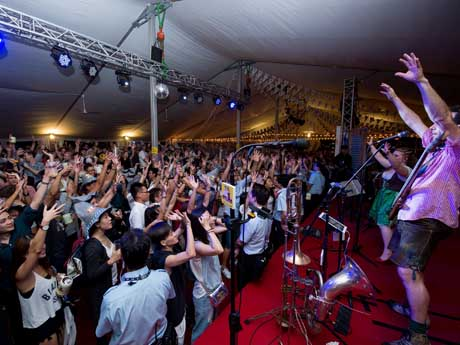 「ジャーマン・ビアフェスト」は香港で毎年開催される人気イベントに
