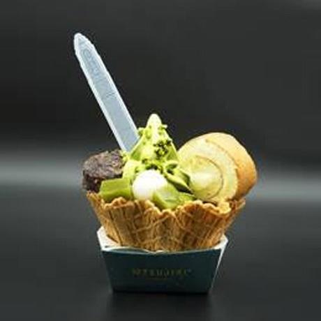 香港でも楽しめるようになった「辻利」の各種デザート類