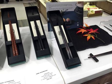 新潟の燕三条市が今年に入り3回目の展示販売会を実施