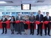 香港に新設された日本へのビザ申請センターの開所式