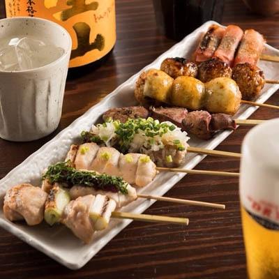 日本産の鶏肉を使用する焼鳥専門店が香港に登場