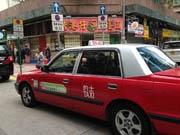 タクシー初乗り、2香港ドル値上げ承認 業界の要望全てはかなわず