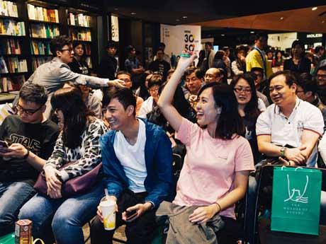 南九州への旅行について具体的にイメージをしながら盛り上がる参加者たち