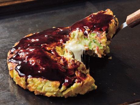 香港・尖沙咀にお好み焼き店「道頓堀御好燒」 鉄板で焼くパンケーキも
