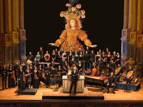 初海外公演の「The Royal Concert of the Night」