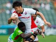 香港セブンズ、日本代表がシールドで優勝 女子もコアチーム入り決定