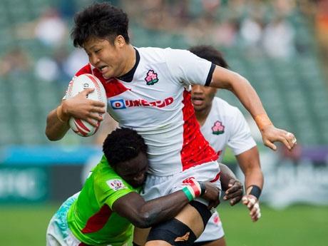 日本代表も果敢に挑んだ香港セブンズ