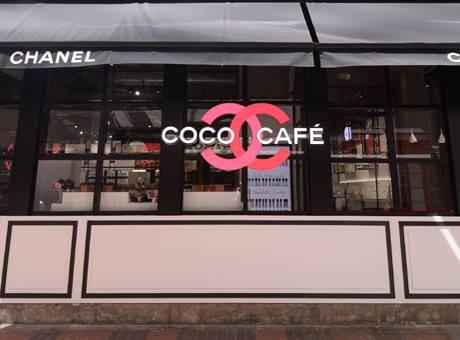 香港にも登場したシャネルのカフェ