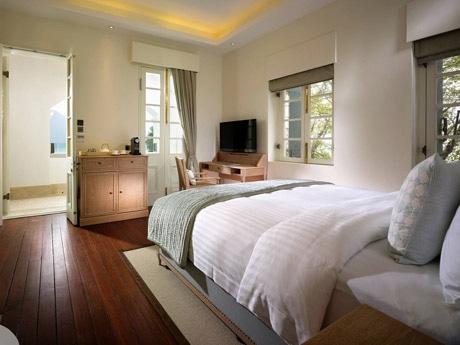 4冠を獲得した大澳のホテル