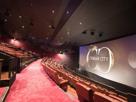 新しく生まれ変わった銅鑼湾の映画館