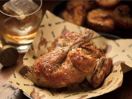 肉にこだわる肉バーが香港に