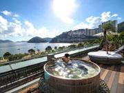 香港に日本の温泉イメージの「Cabana」 酒を飲みながら楽しめると話題に