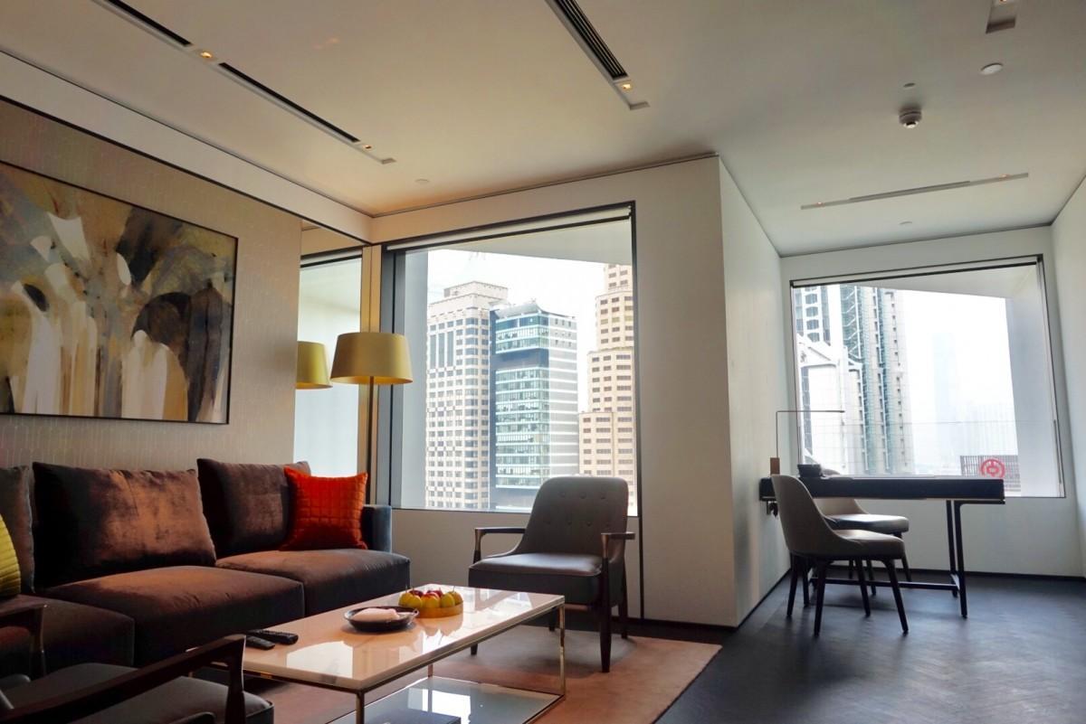 現在ソフトオープン中の香港島に久々誕生した5つ星ホテル