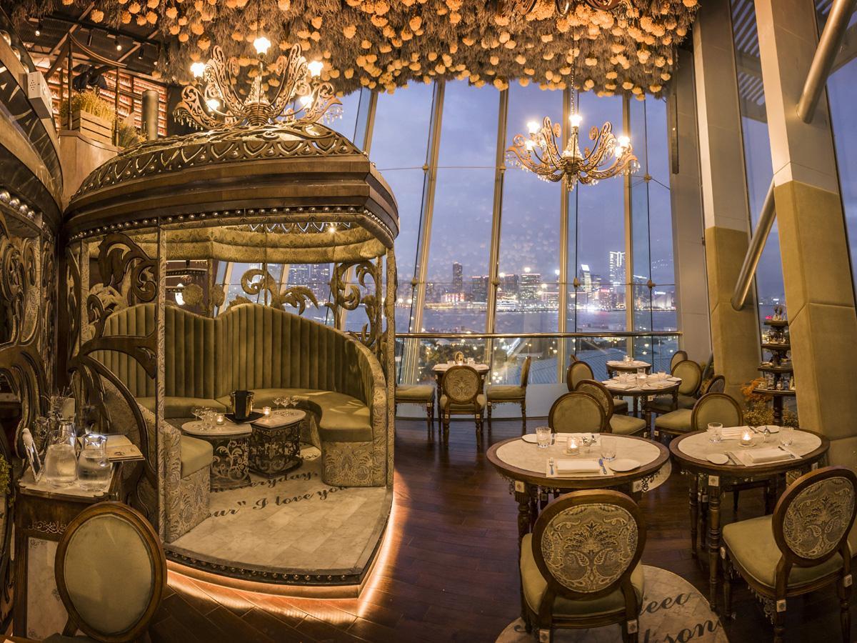 アシュレー・サットンさんデザインの新店舗が香港に