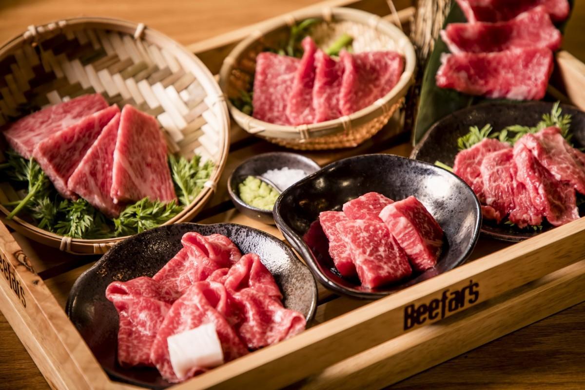 香港に初進出した鹿児島産和牛の焼き肉店