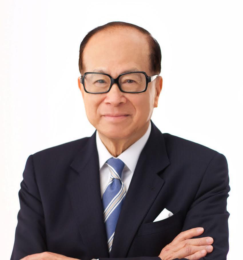 香港の大富豪、引退を発表した李嘉誠主席