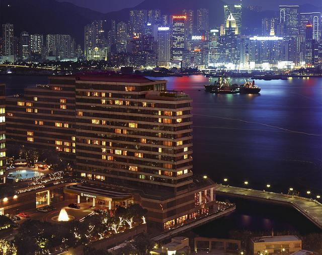 「インターコンチネンタル香港」が「リージェント」にリブランド