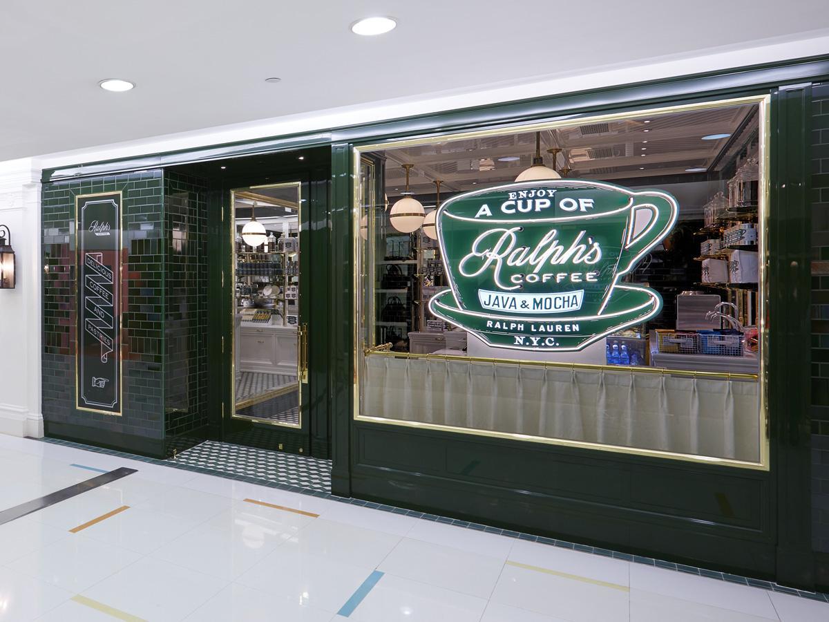 香港に開店したアジア発のラフル・カフェ