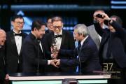 香港で「第37回金像奨」 最優秀映画音楽スコア賞に久石譲さん