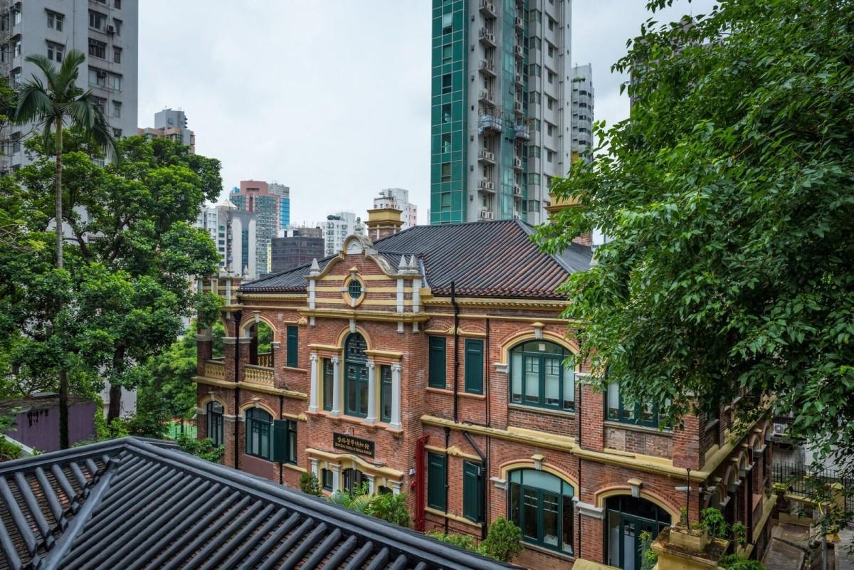 無料開放をしている香港の歴史的建造物