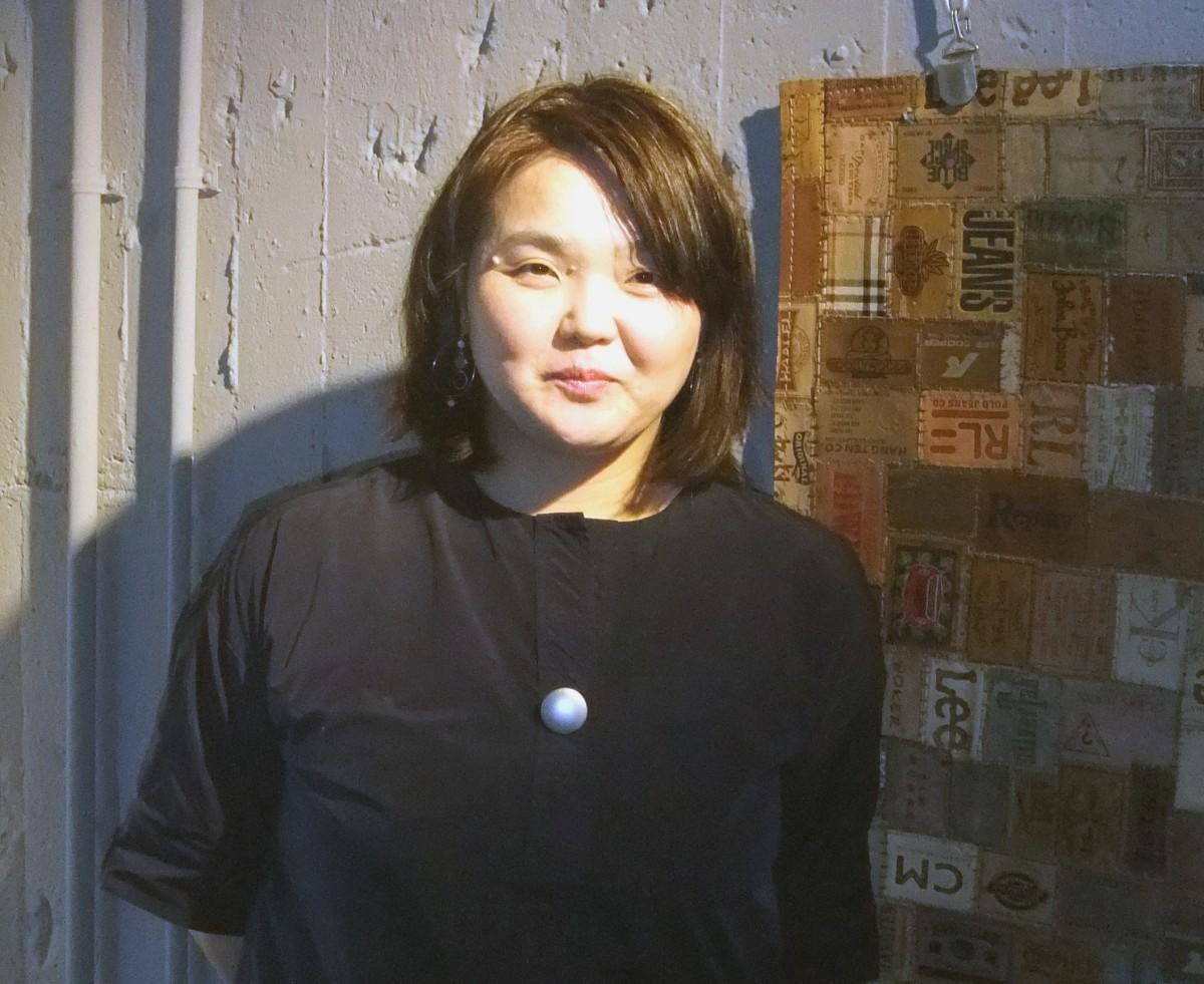 公開を前に独占インタビューに答えるプロデューサーの高松美由紀さん
