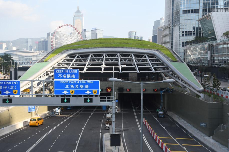 渋滞緩和に期待がかかる新しいバイパス