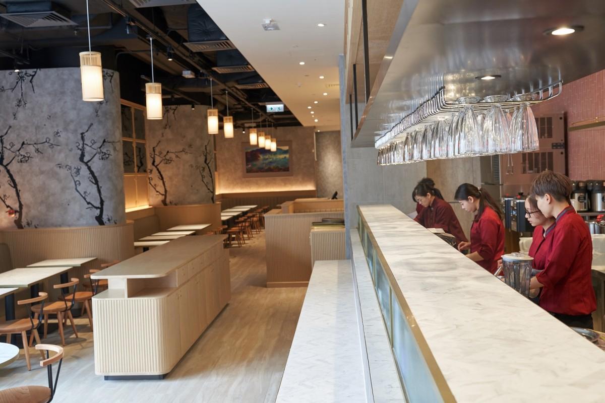 香港にカフェスタイルの店舗もオープンした「春水堂」
