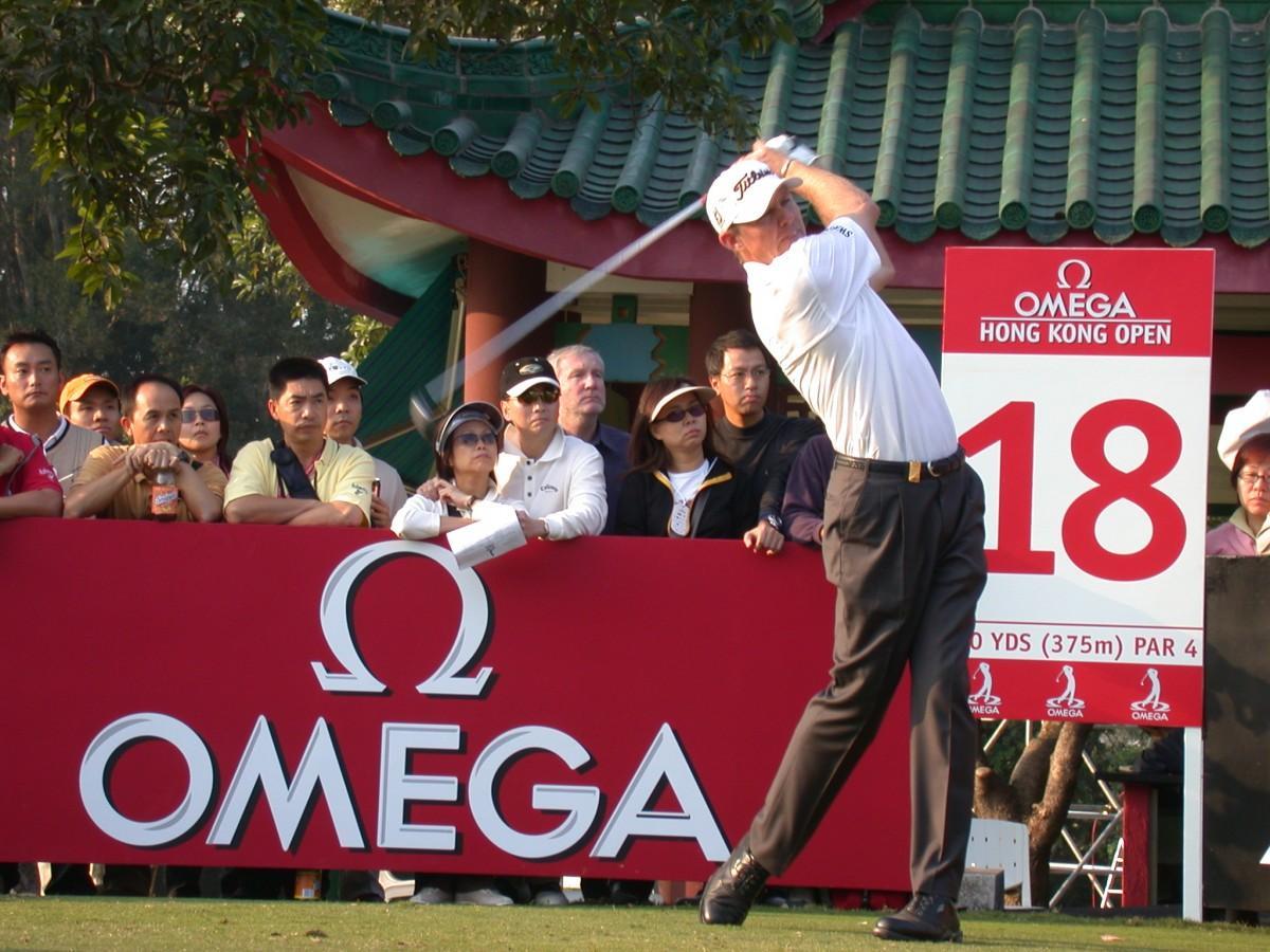 毎年開催されている香港オープン