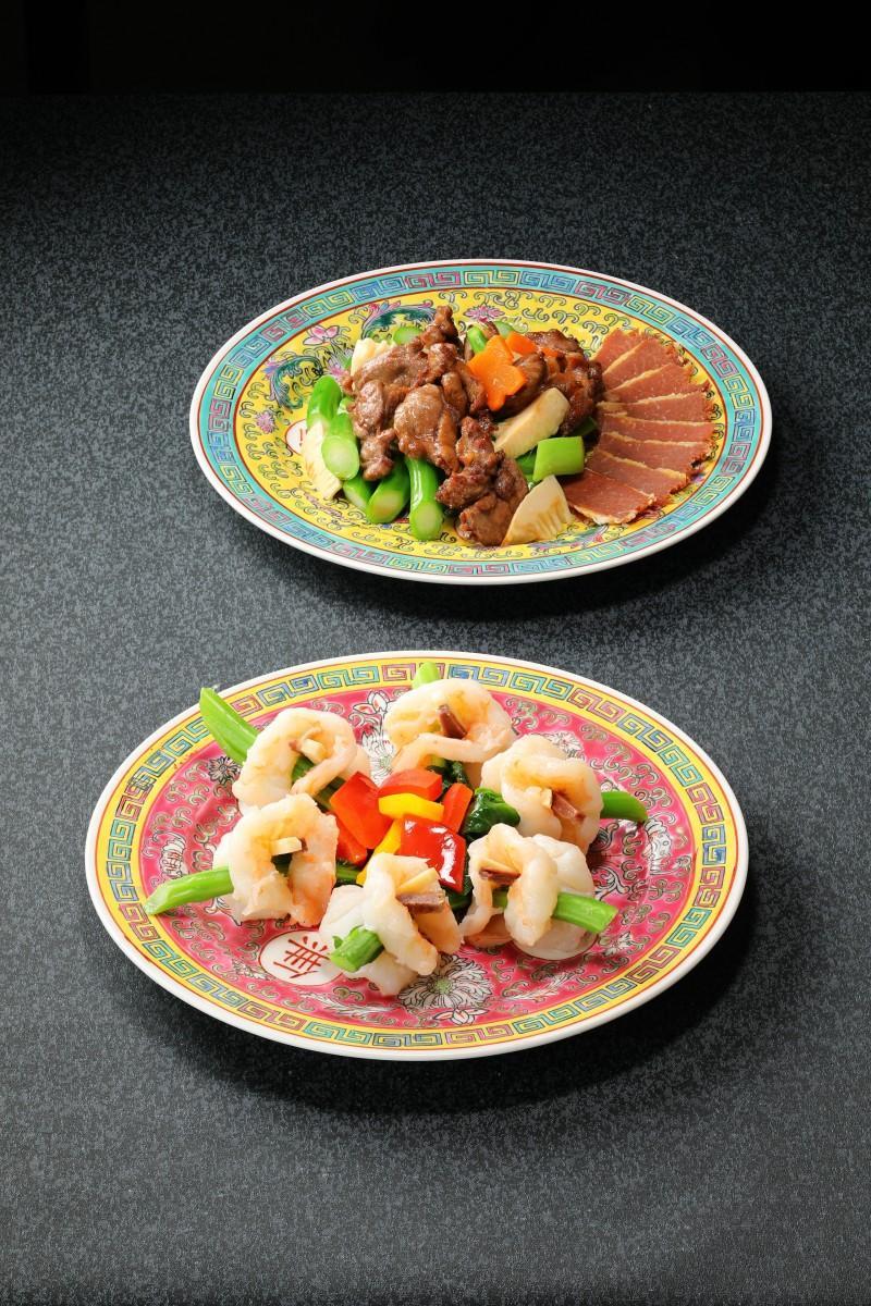 期間限定で提供される60~70年代に愛された懐かしの広東料理メニュー