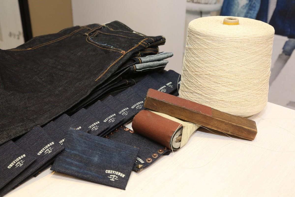 香港でも人気の岡山ジーンズ、フランスのファッションブランドが新商品コラボを香港で販売