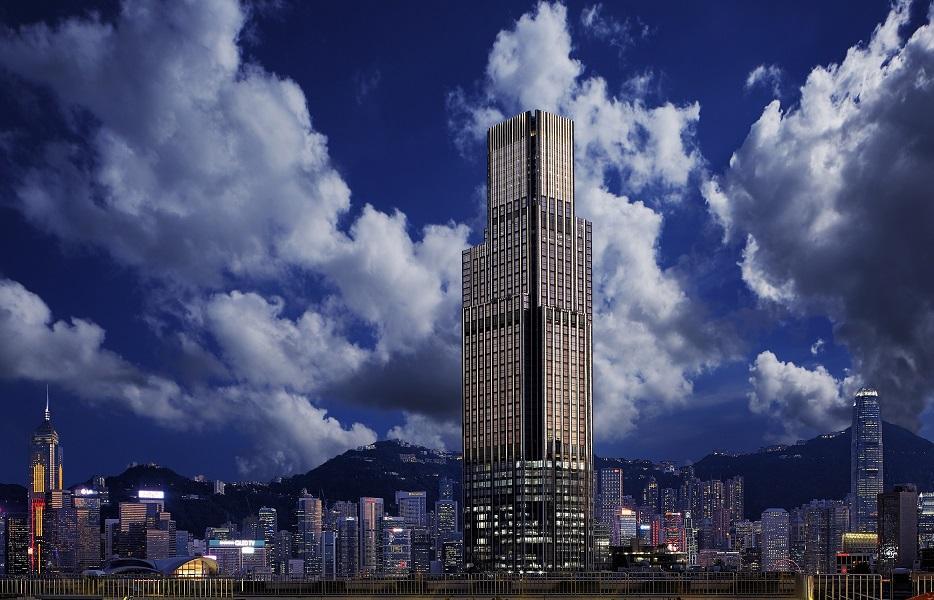 ビクトリアハーバー沿いに開業したローズウッド香港