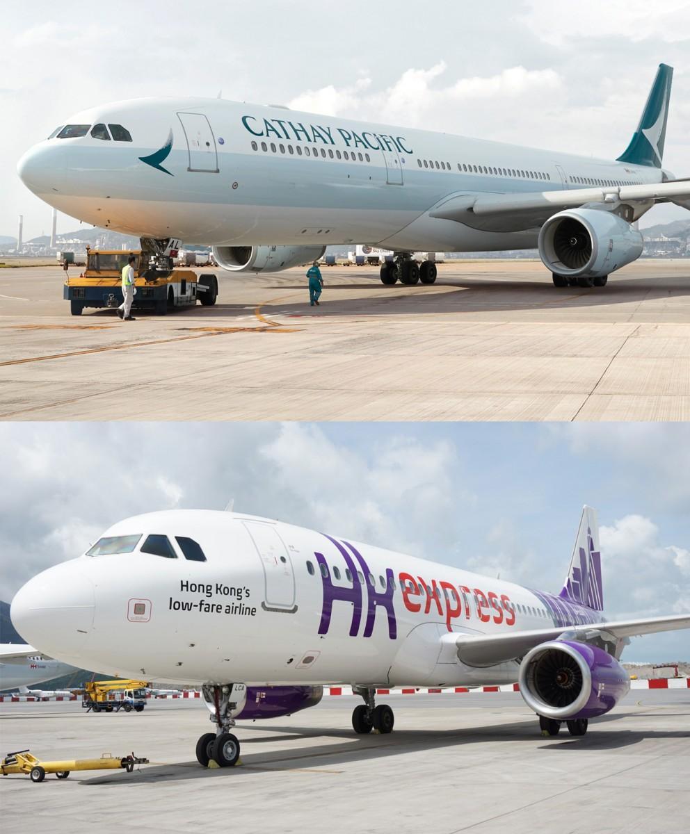 キャセイパシフィックによる買収が決定した香港エクスプレス航空