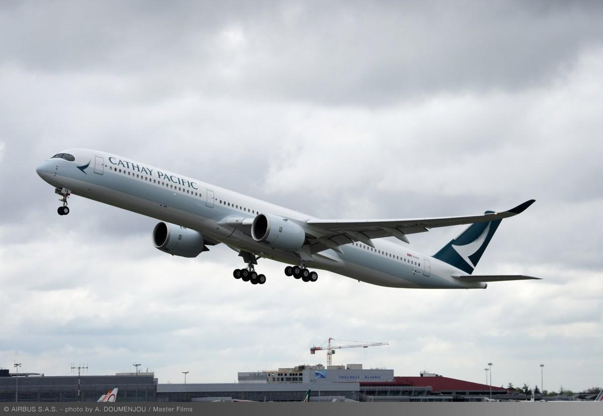 成田便を増便するキャセイパシフィック航空