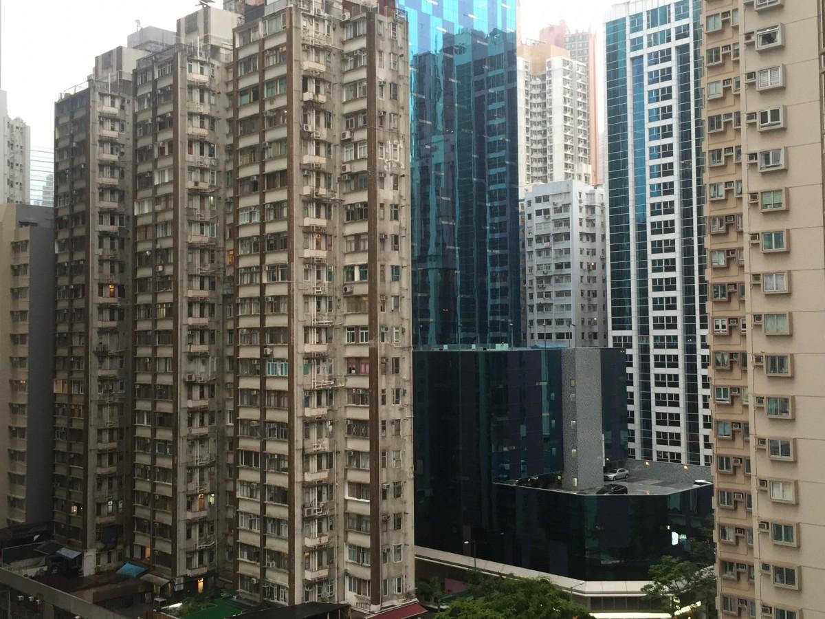 住宅価格が世界一と発表された香港
