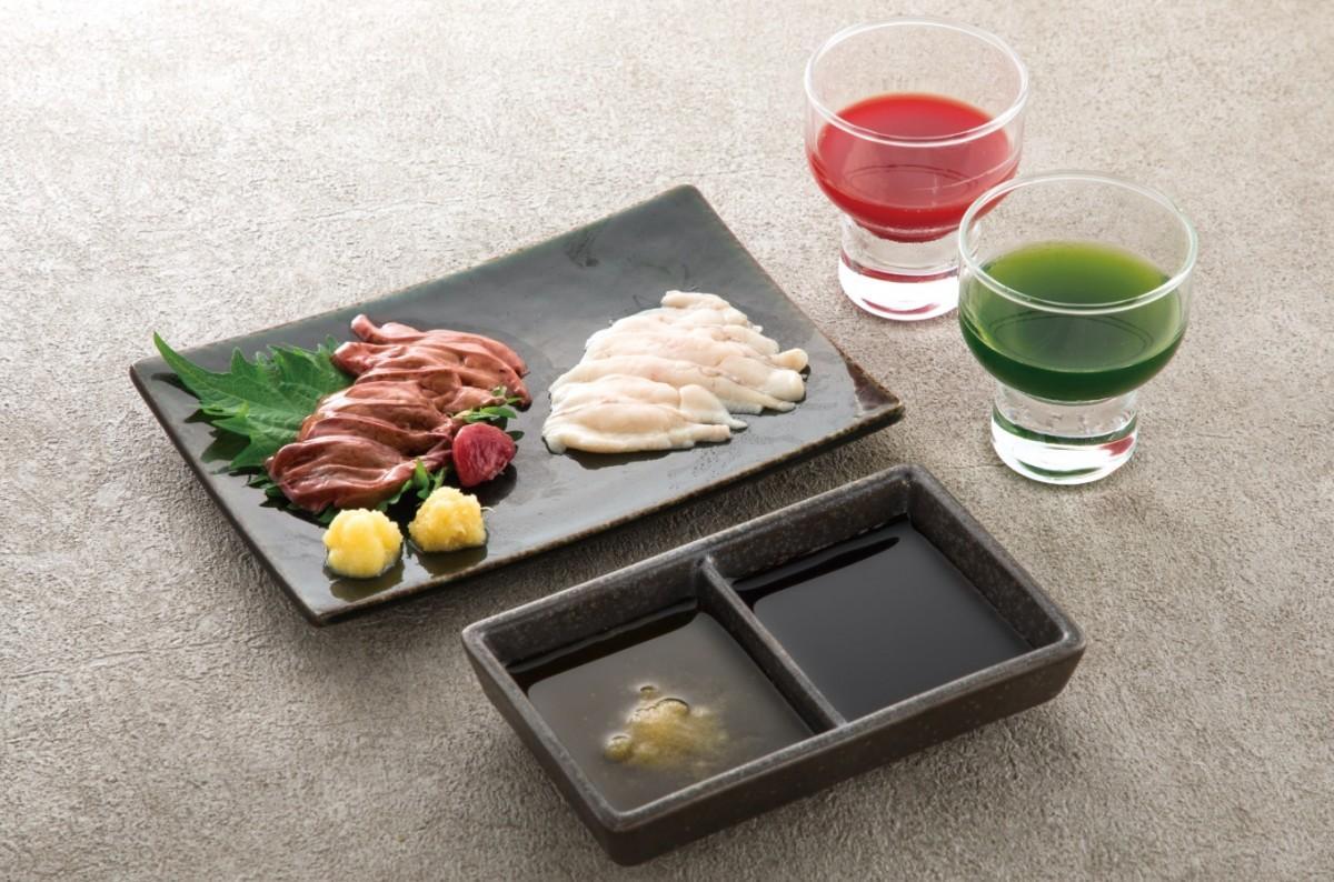 冨田料理長が得意とするすっぽん料理の提供も新たな魅力の一つ