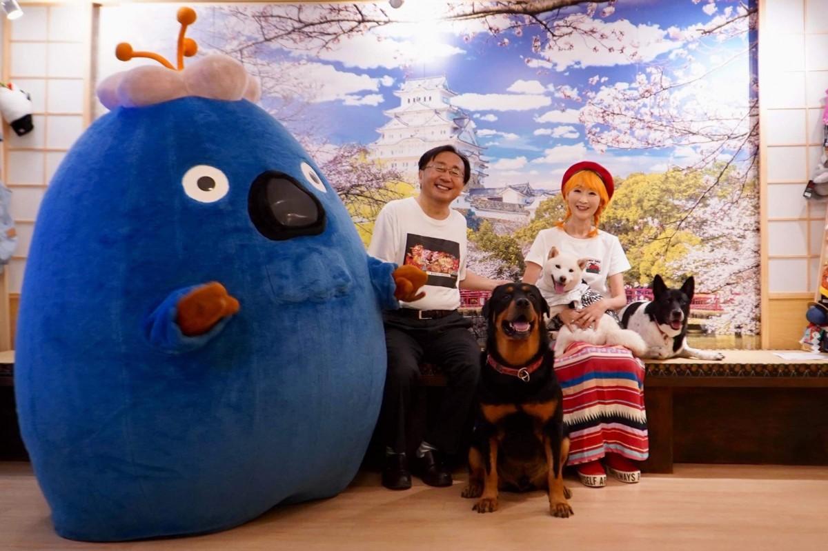 メディアや旅行会社なども訪問し、「GO!JAPAN Travel」ではタレントのRieさんと