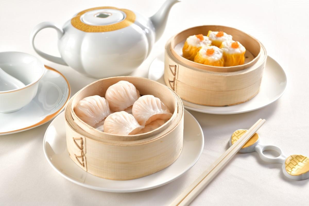 香港でも珍しい飲茶の食べ放題