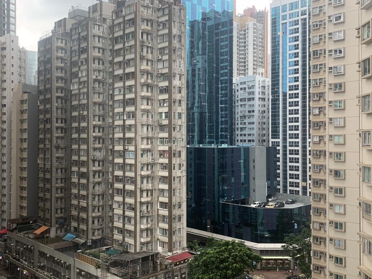 約10年後の人口について香港政府が発表