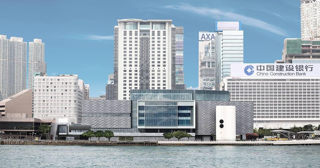 新館を備え再オープンした「香港藝術館(HKMoA)」