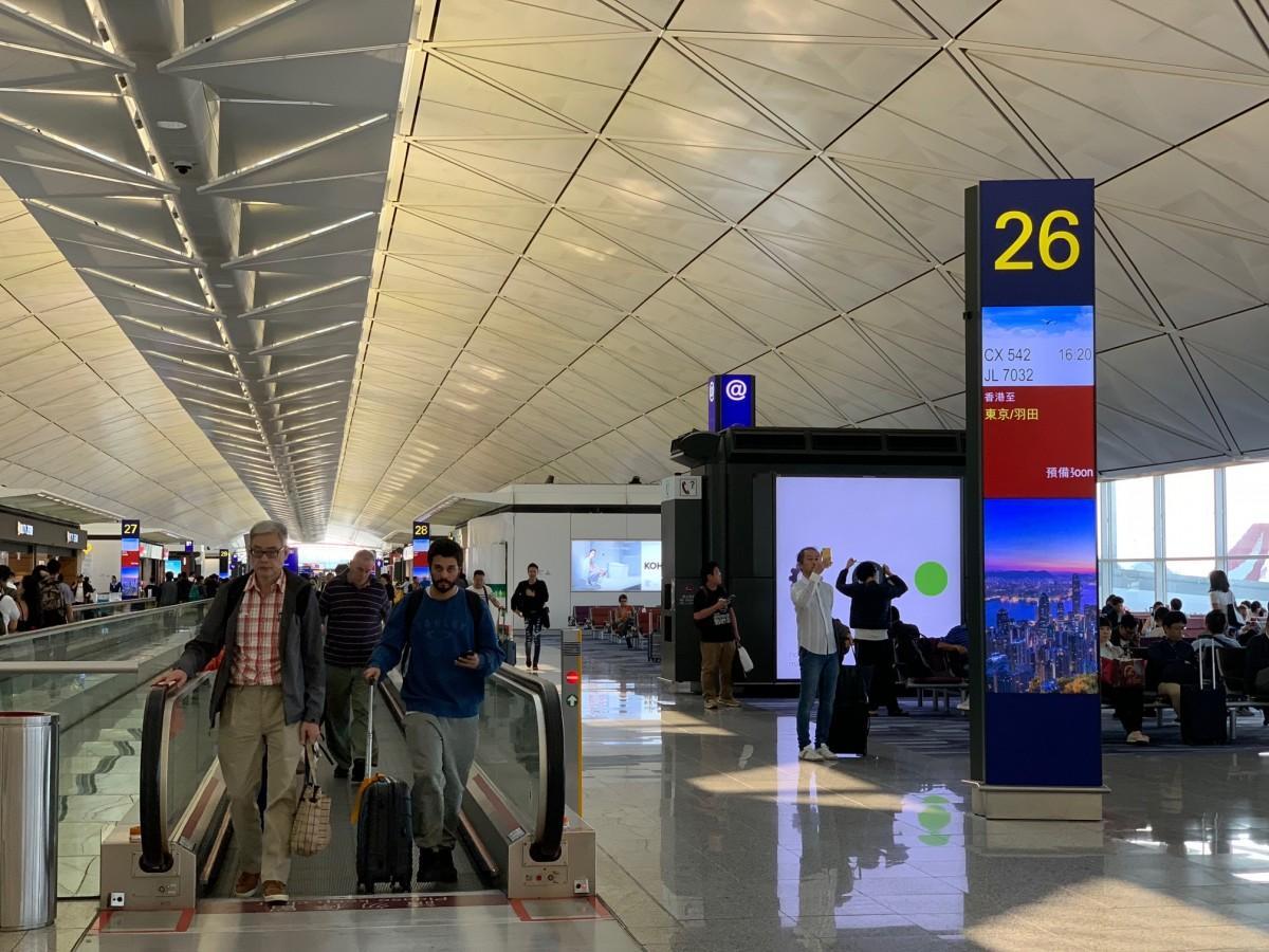 香港市場も過去最高の訪日外国人旅行者数を記録