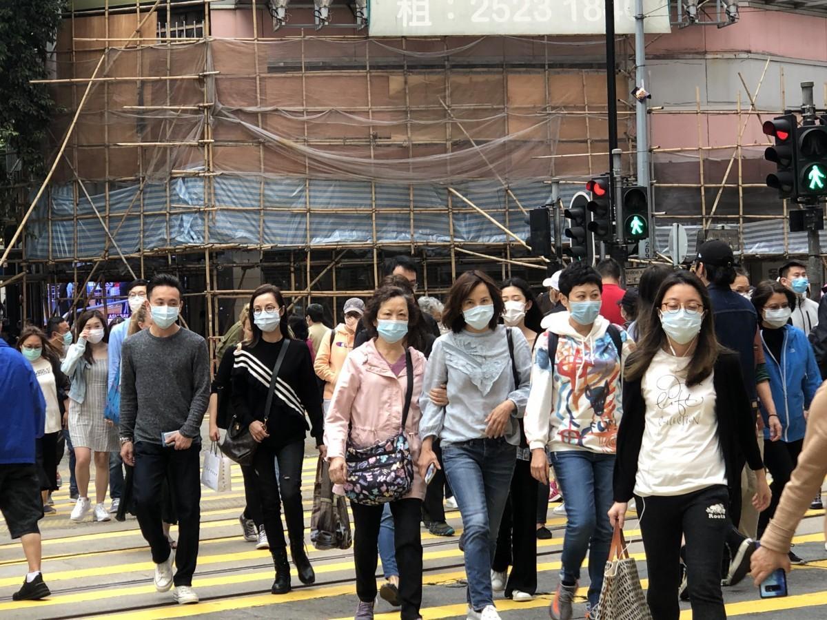 事実上3カ月の鎖国状態に入ることを決めた香港