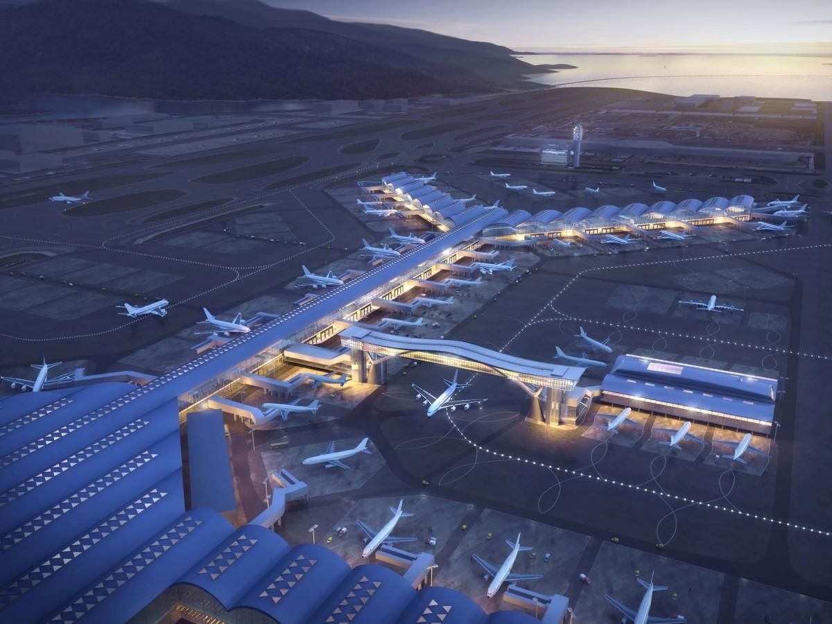 「出入国 / 出入境のサービス部門」で1位に輝いた香港国際空港