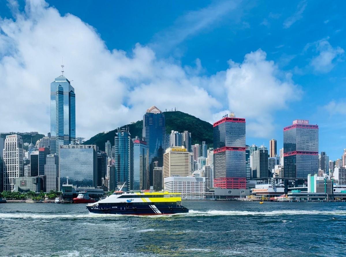 さまざまな問題に直面する香港