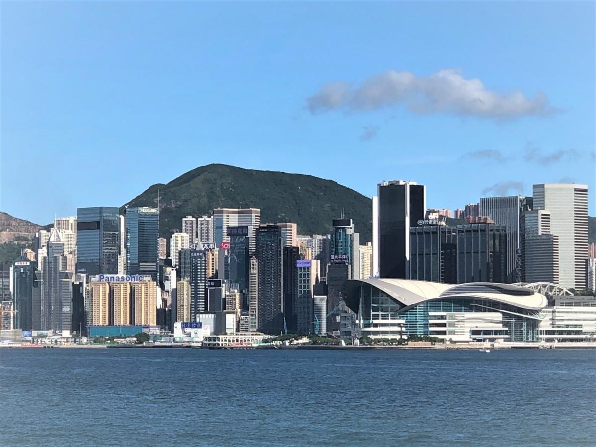 高級住宅も高い価格で世界一の香港